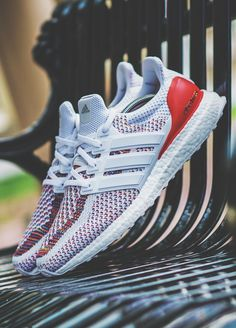 Adidas Ultra Boost Multicolor - 2016 (by @j0nt1mbre)