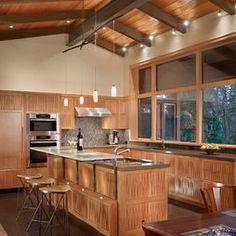 Lake Forest Park Renovation - modern - kitchen - seattle - FINNE Architects