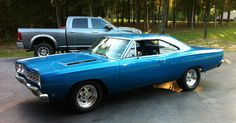 Shep's 1968 Plymouth Road Runner