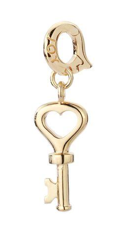 Joy de la Luz | Key to my Heart goldplated