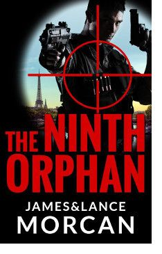 Bookbarbarian com the ninth orphan by james lance morcan how do