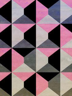 colour + pattern 9 Art Print by Georgiana Paraschiv | Society6