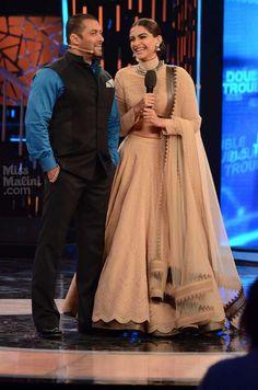 Salman Khan & Sonam Kapoor