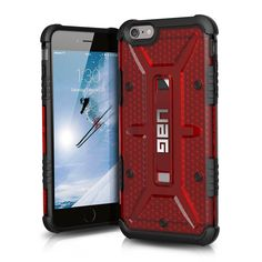 UAG iPhone 6 Plus / iPhone 6s [5.5-inch screen] Plus Feather-Light Composite [MA #URBANARMORGEAR