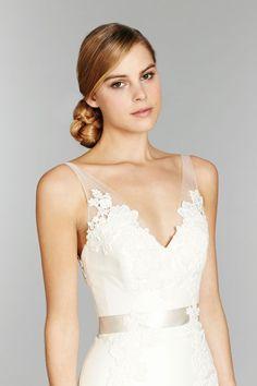 Bridal Gowns, Wedding Dresses by Tara Keely - Style tk2352