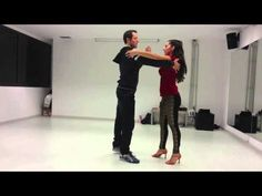 Salsa Padelarium - clase 01 - básicos + dile que no - YouTube