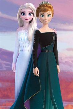 Anna And Elsa   Wallpaper Iphone Disney Princess, Disney