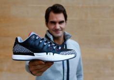 Roger Federer als Sneaker-Ikone: Nike Zoom Vapor Tour AJ3 | Sports Insider Magazin