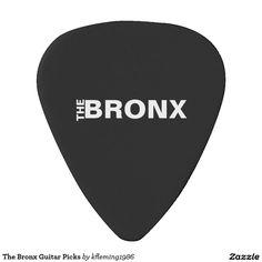 The Bronx Guitar Picks