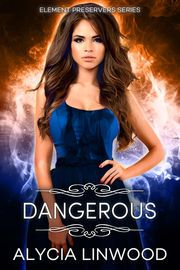 Dangerous | http://paperloveanddreams.com/book/456604061/dangerous | Eighteen-year-old Ria, a fire elemental and privileged student at the University of Magic, thinks nothing can get in the way of her happiness. Even when she falls for Michael, a boy whose element is different from hers, she is determined to make their forbidden romance work.But when she starts experiencing the symptoms of magic disease that could rob her of her element, turn her into a cold-blooded killer, and shatter her…