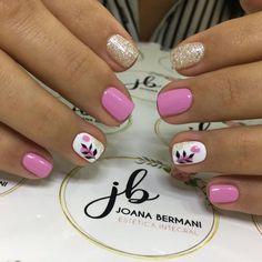 Nail Designs, Nails, Beauty, Finger Nails, Short Nail Manicure, Nail Manicure, Nail Art, Simple, Ongles