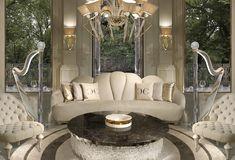 Cornelio Cappellini |  Luxury living room. #corneliocappellini #luxuryhouse #interior #homedecor #madeinitaly #exclusivedesign #luxuryitalianfurniture #highqualityfabricsofas