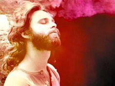 Jim Morrison transforming into the jim that went to Paris =(