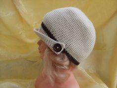 cappello bimbo bimba lana uncinetto, by maglieria magica, 15,50 € su misshobby.com