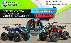Quad Atv, Monster Trucks, Motors