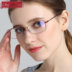 eb9fb55b22 Chashma Brand Eye Glasses Women B Titanium Glasses Luxury Top Quality  Frames Myopia Glasses Frame Light