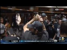 LA Kings Stanley Cup Locker Room Celebration.  Can't wait to see this again!