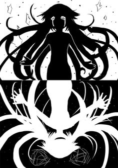 Pandora Hearts: Alice and the Will of the Abyss fanart ~Have to say I like this even though it looks scary