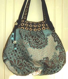 """This is Lucille Burgess' ingenious Lollapalooza March 2013 """"Handbag of the Month"""" Contest 