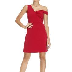 Pinko | Red Dress Woman | Lyst