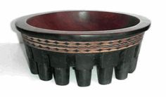 Hand carved kavabowl. Used to mix and serve kava.