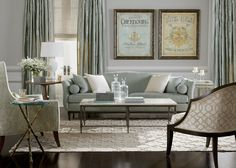 Kyle Wing Chair | Chairs and Chaises | Ethan Allen