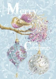 Nicola Rabbett - Pastel Christmas