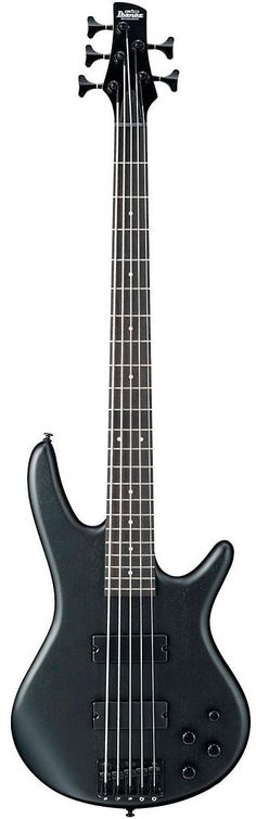 The Classic Ibanez 5-String Bass Now Available in the Gio Series Who says you have to spend a fortune to sound good? Ibanez' Gio series has all the great features you might expect in an instrument cos