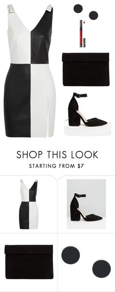 """""""Untitled #2149"""" by meli-g35 ❤ liked on Polyvore featuring Yves Saint Laurent, ASOS and Kat Von D"""