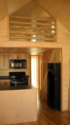 gromer park model tiny house by rich daniels 003   Gromer Park Model Tiny Home on a Trailer // another great design