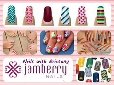 Order your Jamberry nail wraps @ www.josiecarter.jamberrynails.net