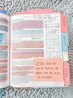 Bible Study Notebook, Bible Study Tips, Bible Study Journal, Scripture Study, Bible Art, Bible Verses, Scriptures, Bible Drawing, Bible Doodling