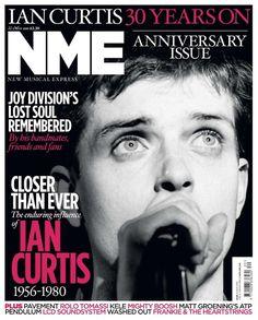 NME - Ian Curtis