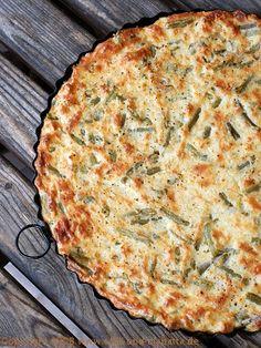 Chili und Ciabatta: Europa-Küche (14): Italien - Kartoffeltorte mit grünen Bohnen