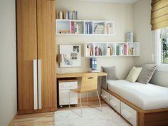 Model Kamar sempit mungil minimalis ~ Model kamar mungil minimalis ini mempunyai ukuran 3X3 Meter, ukuran kamar selual ini tergolong ukuran kamar yang kecil atau ukuran kamar mungil akan tetapi bisa nampak seperti kamar yang berukuran luas karena penataan tempat tidur dan interior kamar lainnya yang pas dan tepat. Untuk model Kamar sempit mungil minimalis …