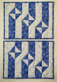 Portuguese Tiles by MLiss Rae Hawley in Phenomenal Fat Quarter Quilts.