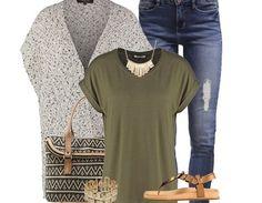 Schlichtes Outfit für jeden Tag ♥