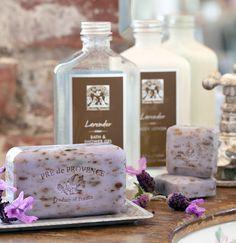 J'adore the Pre de Provence organic soaps! xxx