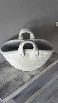 Bag vase