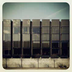 Arne Jacobsen - NATIONAL BANK COPENHAGEN
