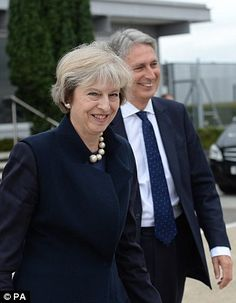 Government officials have been warned of 'honey traps' as Theresa May heads to the G20 summit