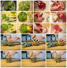 Learn how to properly cut your favourite fruits and veggies:  http://lifecare.eu.com/