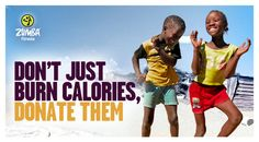 Join The Great Calorie Drive™ to help end world hunger.