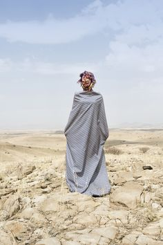 Max Siedentopf returns to the Namib to tell tales of mysterious masked figures... http://www.we-heart.com/2014/12/11/max-siedentopf-aldo-lanzini-apparitions/