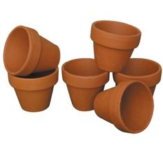 Nu vas a tutt quant Mini Vasos, Garden Pots, Planter Pots, Handmade, 180, Flute Glasses, Eggshell, Pottery Vase, Corks