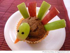 Preschool snack for party