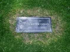 """Justin Matthew Carmack - Actor. He began his career performing with the UCLA School of Theater stage stock and became regular appearing in the role of Scott, on the television series """"Full House"""". His promising career was cut short when died in an auto accident at age 19."""