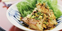 Try this Barramundi Fillets with Soy and Ginger Sauce recipe.