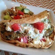 Spinach and Feta Turkey Burgers - Allrecipes.com