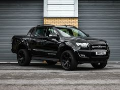 2016 FORD RANGER 3.2 TDCi Double Cab Wildtrak 4x4 4dr in STOKE-ON-TRENT on Auto Trader Vans